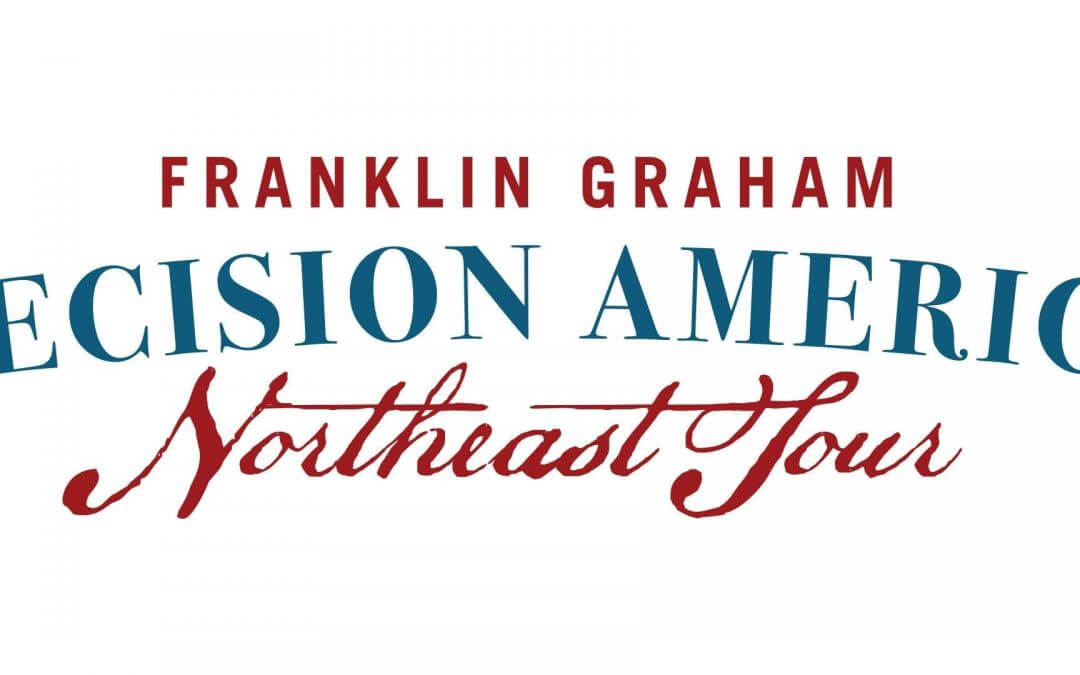 Franklin Graham Kickoff Event