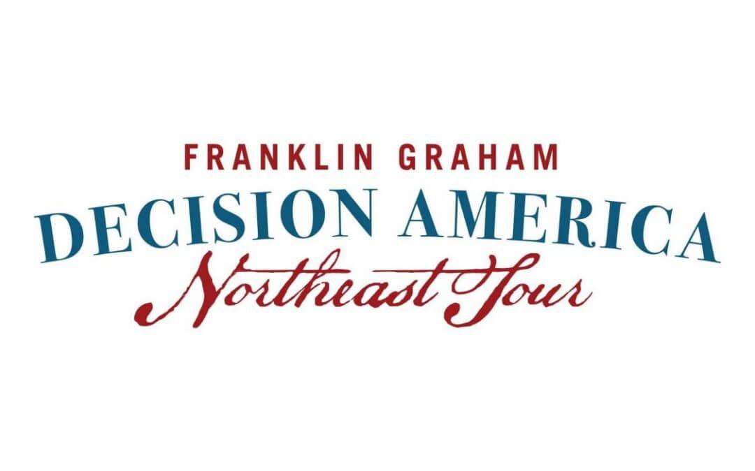 Franklin Graham Northeast Tour