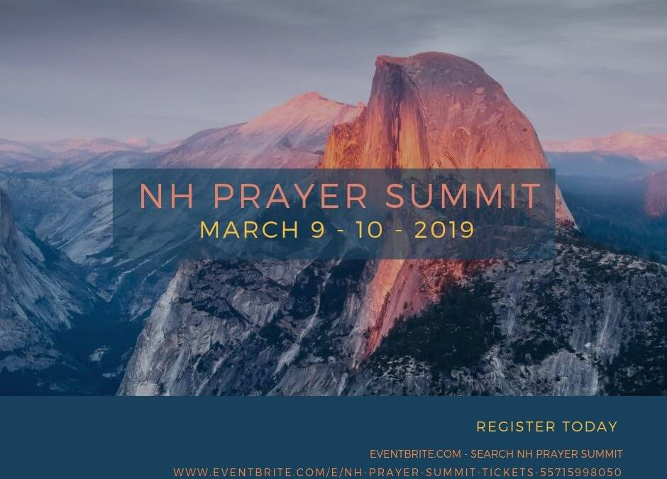 2019 NH Prayer Summit