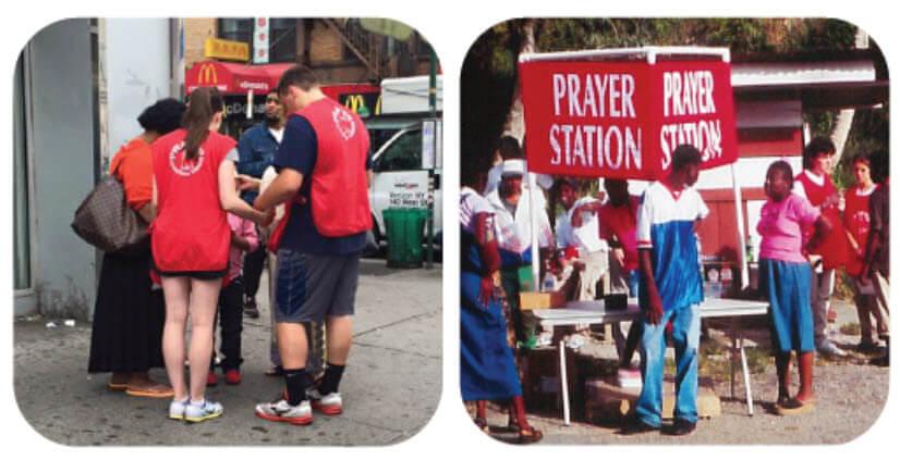 Prayer Station Training – Nov 22,23