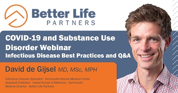 COVID-19 and Substance Use Disorder Webinar #2
